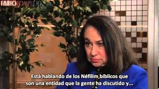 """""""Criaturas no humanas controlan el mundo"""" Ex ejecutiva del Banco Mundial Karen Hudes (1/2)"""