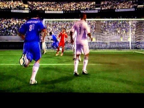 FIFA 09 Drogba Goal Celebration (Demo)