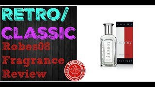 Retro: Tommy by Tommy Hilfiger Fragrance Review (1995)