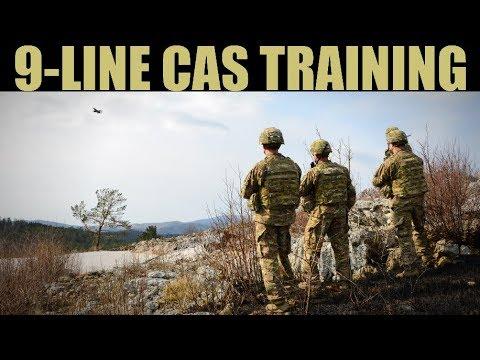 9-Line CAS Comms & Then Flight Training | DCS 2.5