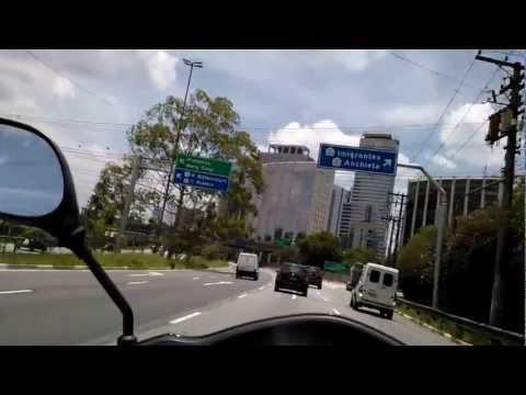 Honda Lead dia a dia em São Paulo