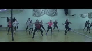 Stronger - The Score - Pau Peneu Dance Fitness Coreography