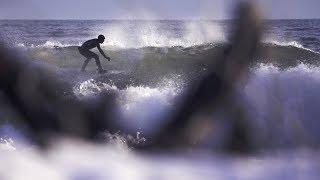 De som gillar november | Surf i Bottenviken
