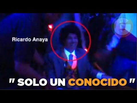 Ricardo Anaya en boda de Barreiro, había negado relación cercana con él #Elecciones2018
