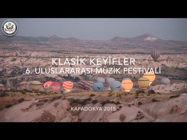 Klasik Keyifler Müzik Festivali / Klasik Keyifler Music Festival 2015