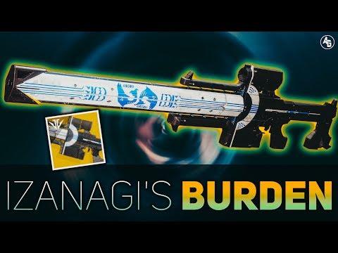 Izanagi's Burden Exotic Sniper (Worth Getting?) | Destiny 2 Black Armory thumbnail