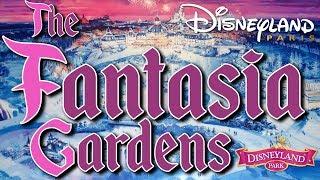 "The Music Of ""Fantasia Gardens"" At Disneyland Paris (Original BGM/Complete Loop)"