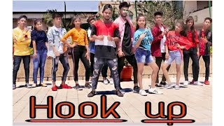 Hook Up Song - Dance Cover | Student Of The Year 2 | CHOREOGRAPHY by - ALEX PAROCHE