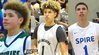 LAMELO BALL THROUGH THE YEARS! Journey to Becoming the Projected #1 Pick in the 2020 NBA DRAFT!