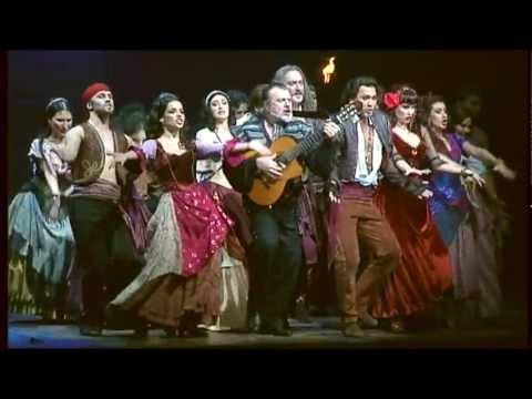 Мюзикл Zorro в Москве - фрагменты