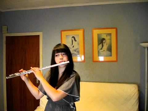 My heart will go on (Titanic) -  flute cover