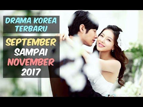 12 Drama Korea Terbaru dan Terbaik Selama September-November 2017