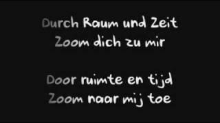 Tokio Hotel - Zoom (German/Dutch Lyrics on screen)