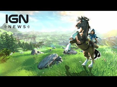 Zelda: Breath Of The Wild DLC 2 - Link Will Be Main Character, First Footage Revealed - IGN News