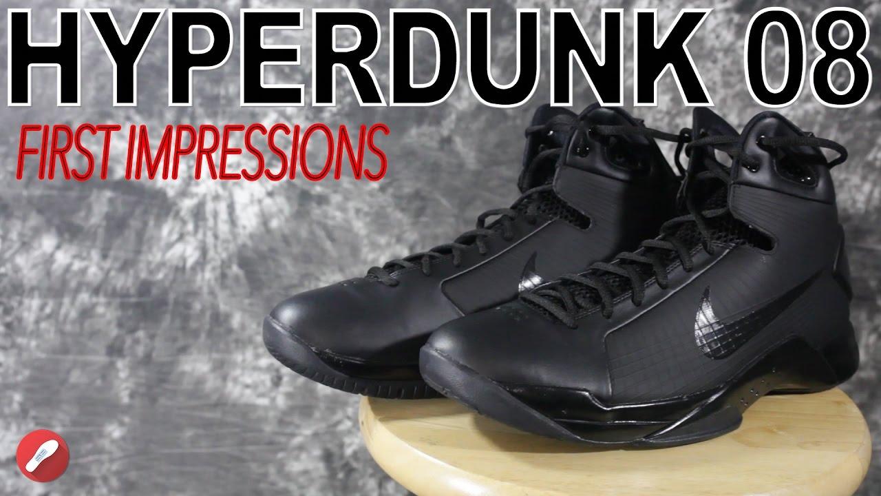 272826258826 Nike Hyperdunk  08 First Impressions! - YouTube