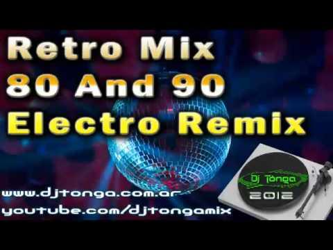 BEST RETRO DISCO MIX 80 AND 90 ELECTRO REMIX DJ TONGA  2