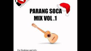 Dj Versatile Parang Soca Mix Vol.1