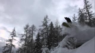 Snowboarden Gastein