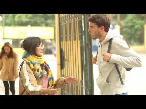Making Friends in Hanoi
