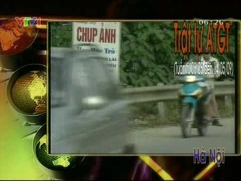Tin an toàn giao thông trong tuần (17/05/2009)