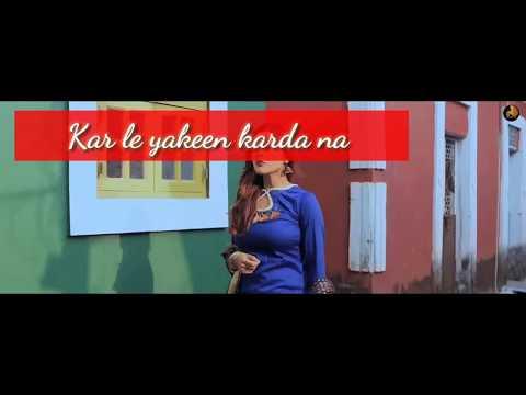 Matching Punjabi Song Lyrics || Video