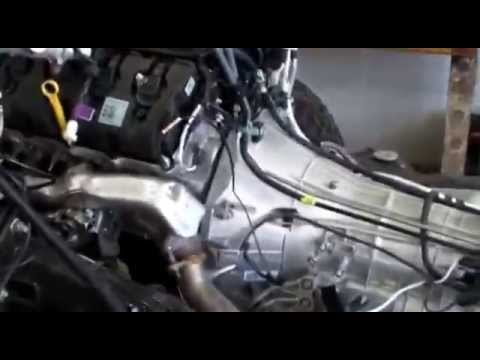 How To Replace The Frame On 2015 F150 - YouTube