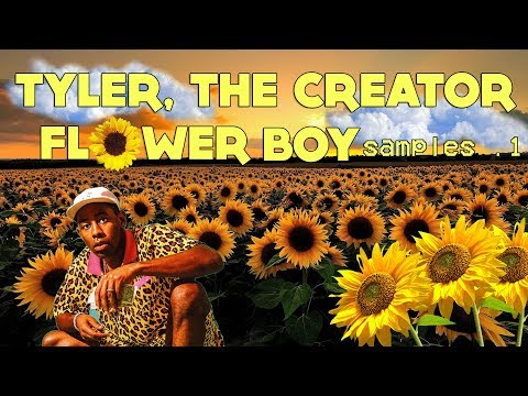 Samples From Tyler, The Creators Scum Fuck Flower Boy