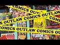 Show and Tell 11: Outlaw Comics