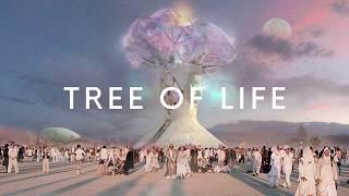 The Tree of Life - Burning Man 2018
