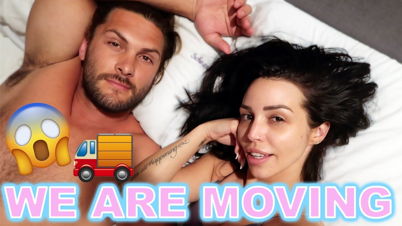 WE ARE MOVING....| Scheana Shay