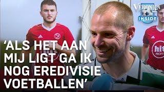 Matchwinner Bakx: 'Als het aan mij ligt ga ik nog Eredivisie voetballen' | DENNIS - VERONICA INSIDE