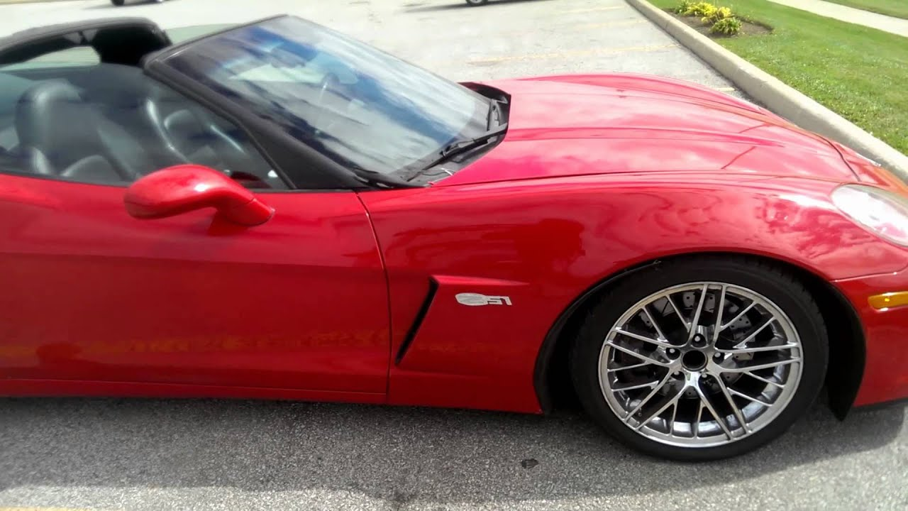 2005 corvette z51 for sale 10581058 youtube. Black Bedroom Furniture Sets. Home Design Ideas