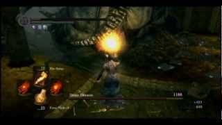 Download Video Dark Souls:  NG+ Bosses up to the Lord Vessel (Hyper-Pyromancer) MP3 3GP MP4