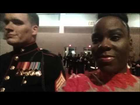 United States MARINE Corps Ball!!