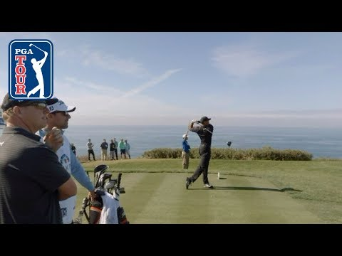 Tiger Woods | 360 highlights | Farmers Insurance Open