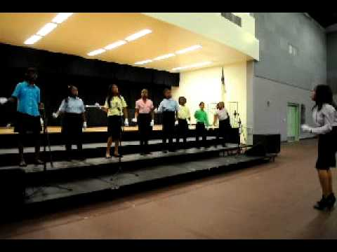 Signs From God perform Song of Strength Fred Hammond