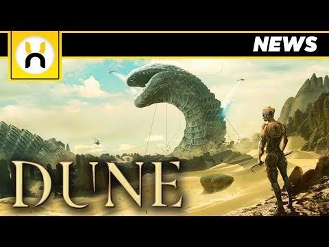 DUNE Reboot Filming Details REVEALED