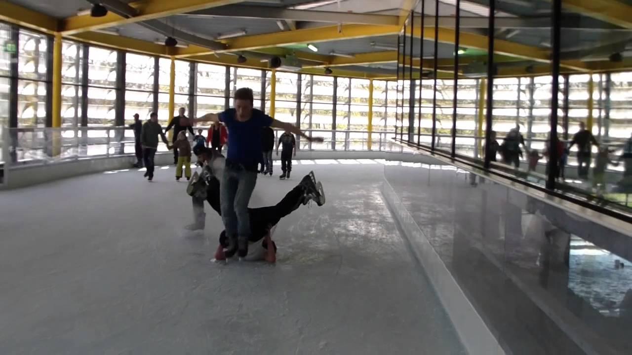Lentpark Eishalle