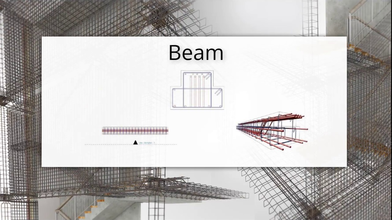EPTAR REINFORCEMENT  |  How to create a beam in Reinforcement