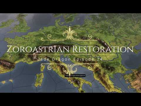 Crusader Kings II:  Zoroastrian Restoration Episode 24