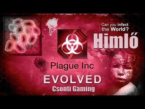 Plague inc. Evolved - Smallpox (himlő)