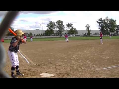 GCKA D-Sr. City Tournament Round 4 - 2014 Pride Baseball vs Avondale Angels