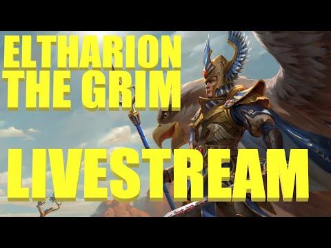 ELTHARION THE GRIM - Campaign Livestream