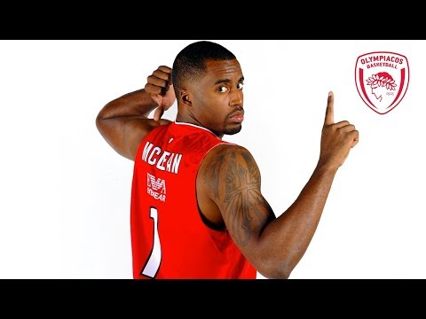 Jamel Mclean - Welcome To Olympiacos B.C. ᴴᴰ