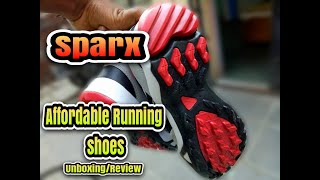 Sparx Running Shoes unboxing review,weight,quality, in full HD1080p