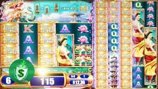 Towers of the Temple 95% slot machine