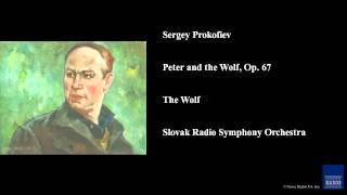Sergey Prokofiev, Peter and the Wolf, Op. 67, The Wolf