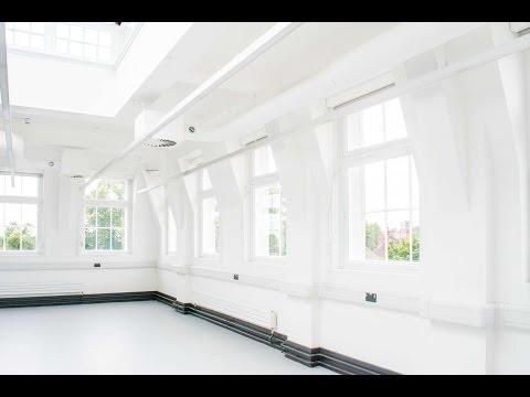 Case Study - Leeds Fine Art Building