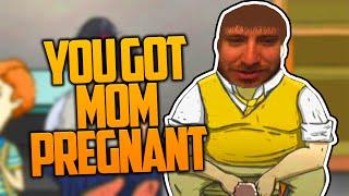 You Got Mom Pregnant! (60 Seconds)