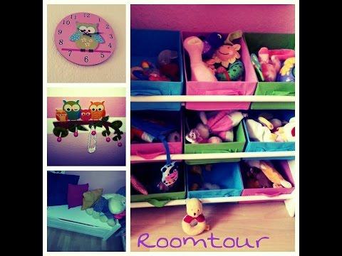 Roomtour / Kinderzimmer / Babyzimmer / Mädchenzimmer IKEA